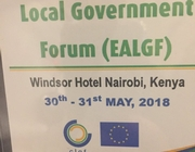 Bringing East Africa Local Government together