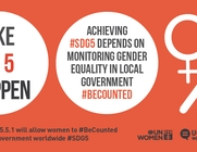 CLGF is supporting #BECOUNTED for more local elected women