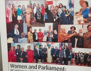 Commonwealth Women Parliamentarians highlight women's representation in parliament
