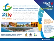 CLGC2019 is coming to Colombo, Sri Lanka